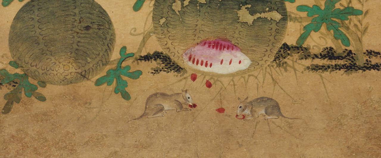 경자년庚子年 쥐 이야기
